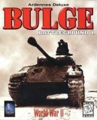 Okładka Battleground 1: Bulge - Ardennes Deluxe (PC)