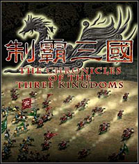 Game Box for The Chronicles of the Three Kingdoms (PC)