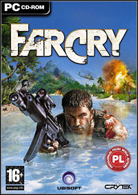 Okładka Far Cry (PC)