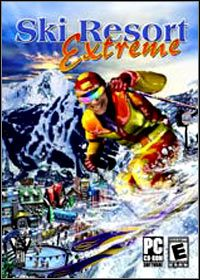 Game Box for Ski Resort Extreme (PC)