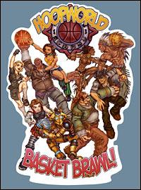 HoopWorld (Wii cover