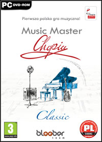 Game Box for Music Master: Chopin - Classic (PC)