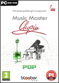 Okładka Music Master: Chopin - POP (PC)