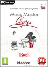 Game Music Master: Chopin - Rock (PC) cover