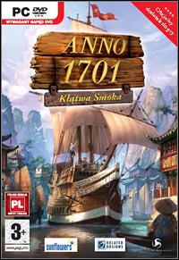 Okładka Anno 1701: The Sunken Dragon (PC)