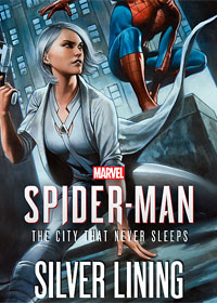 Game Box for Spider-Man: The Silver Lining (PS4)