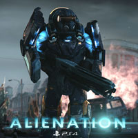 Game Box for Alienation (PS4)