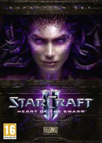 Okładka StarCraft II: Heart of the Swarm (PC)
