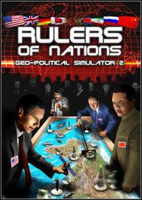 Okładka Rulers of Nations: Geo-Political Simulator 2 (PC)