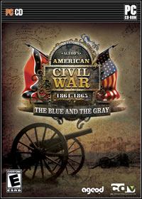 Okładka AGEOD's American Civil War: The Blue and the Gray (PC)