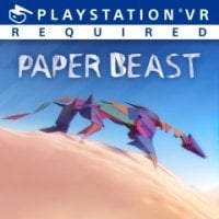 Game Box for Paper Beast (PS4)