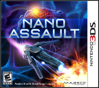 Okładka Nano Assault (3DS)