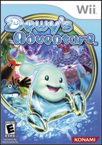 Okładka Dewy's Adventure (Wii)