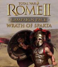 Okładka Total War: Rome II - Wrath of Sparta (PC)