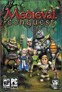 Game Box for Medieval Conquest (PC)