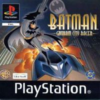 Okładka Batman: Gotham City Racer (PS1)