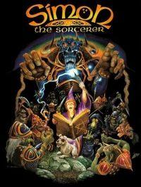Okładka Simon the Sorcerer: 20th Anniversary Edition (AND)