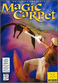 Okładka Magic Carpet (PC)