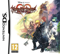 Game Box for Kingdom Hearts: 358/2 Days (NDS)