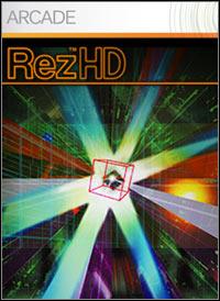 Okładka Rez HD (X360)