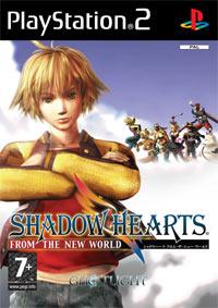 Okładka Shadow Hearts: From the New World (PS2)