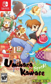 Umihara Kawase Fresh! cover