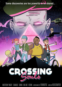 Game Crossing Souls (PC) cover
