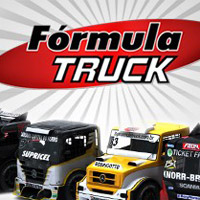 Game Box for Formula Truck (PC)