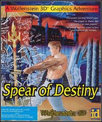 Okładka Spear of Destiny (PC)