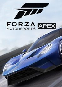 Forza Motorsport 6 Apex Cover