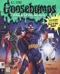 Okładka Goosebumps: Attack of the Mutant (PC)