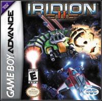 Okładka Iridion II (GBA)