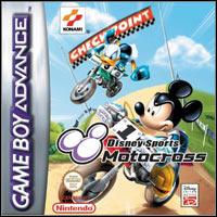 Okładka Disney Sports Motocross (GBA)