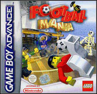 Game Box for LEGO Soccer Mania (GBA)