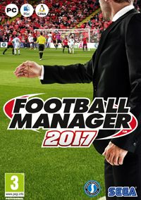 Game Football Manager 2017 (PC) cover