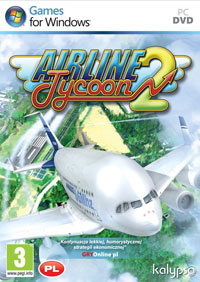 Okładka Airline Tycoon 2 (PC)