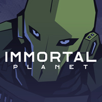 Game Box for Immortal Planet (PC)