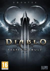 Okładka Diablo III: Reaper of Souls (PC)