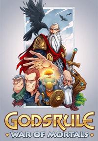 Okładka Godsrule: War of Mortals (WWW)