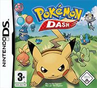 Okładka Pokemon Dash (NDS)