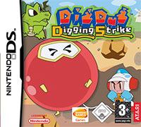 Okładka Dig Dug: Digging Strike (NDS)