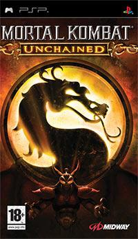 Okładka Mortal Kombat: Unchained (PSP)