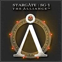 Okładka Stargate SG-1: The Alliance (PC)