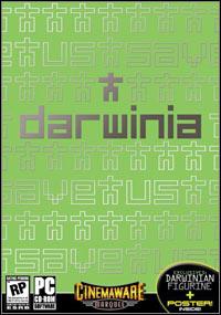 Okładka Darwinia (PC)