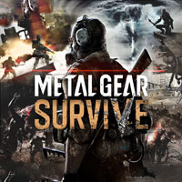 Game Metal Gear Survive (PC) cover