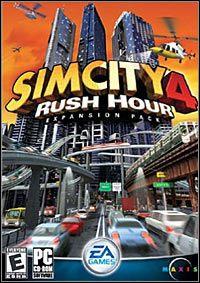 Okładka SimCity 4: Rush Hour (PC)