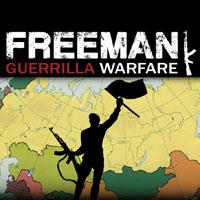 Game Box for Freeman: Guerrilla Warfare (PC)