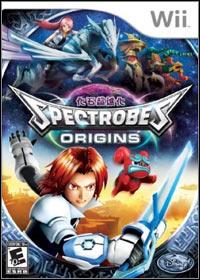 Okładka Spectrobes: Origins (Wii)