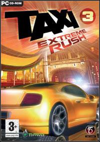 Okładka Taxi 3: eXtreme Rush (PC)