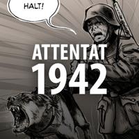 Okładka Attentat 1942 (PC)